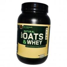 100% Oats & Whey