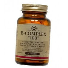 B-Complex 100 Tabs