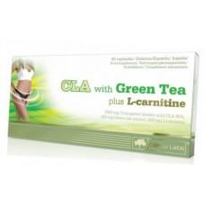 CLA with Green Tea plus L-carnitin